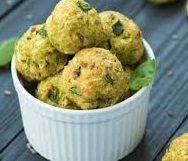 Crunchy Vegetable Dal Sattu Croquettes