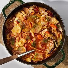 Mediterranean Cabbage Soup